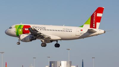 A picture of CSTTG - Airbus A319111 - [0906] - © Marta Costa
