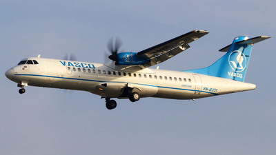 A picture of VNB221 - ATR 72500 - Vasco - © Thanhngoc Tran