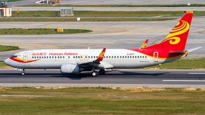 B-2677 - Boeing 737-84P - Hainan Airlines