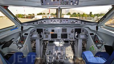 EP-LCP - Fokker 100 - Kish Air