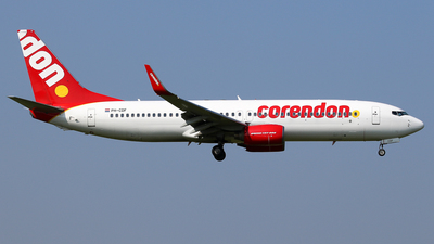 PH-CDF - Boeing 737-86J - Corendon Dutch Airlines