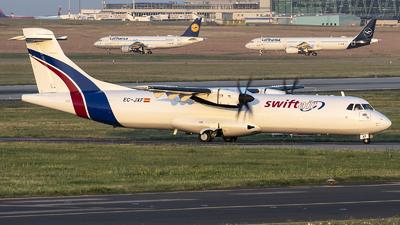 A picture of ECJXF - ATR 72211(F) - Swiftair - © András Soós