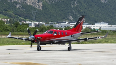 A picture of FHSAL - Socata TBM930 - [1125] - © CristianMagro  Piti Spotter