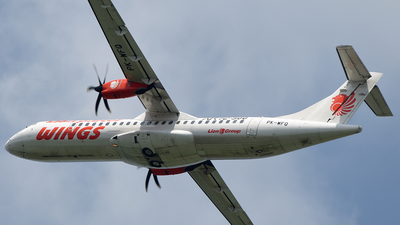 A picture of PKWFQ - ATR 72500 - Wings Air - © Cahyadi Prabowo
