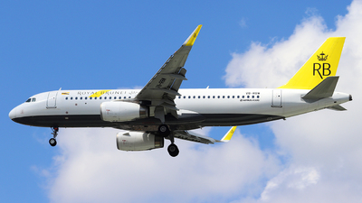 A picture of V8RBW - Airbus A320232 - Royal Brunei Airlines - © Thanhngoc Tran