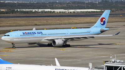 HL7551 - Airbus A330-322 - Korean Air