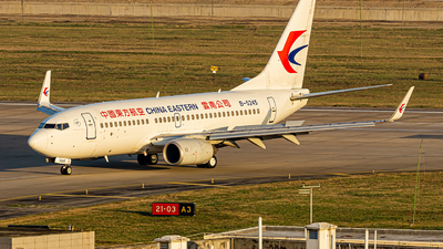 A picture of B5245 - Boeing 73779P - China Eastern Airlines - © Austin_SA