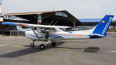 HC-COD - Cessna 152 - Aeroclub del Ecuador
