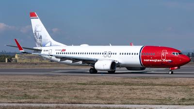 A picture of SERRF - Boeing 7378JP - Norwegian - © Varani Ennio