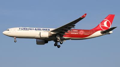 TC-JIZ - Airbus A330-223 - Turkish Airlines