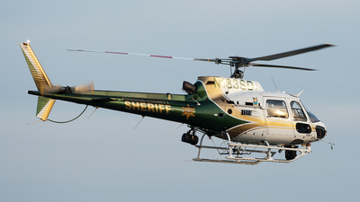 N183SD - Eurocopter AS 350B2 Ecureuil - Orange County Sheriff Department-California