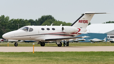 N810BL - Cessna 510 Citation Mustang - Private