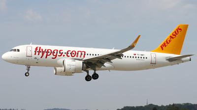 TC-NBT - Airbus A320-251N - Pegasus Airlines