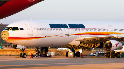 PZ-TCR - Airbus A340-313X - Untitled