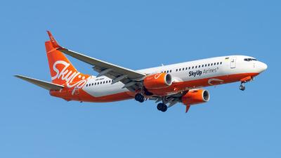 UR-SQH - Boeing 737-86Q - SkyUp Airlines