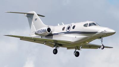 N395DM - Hawker Beechcraft 390 Premier IA - Private