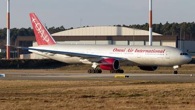 N918AX - Boeing 777-222(ER) - Omni Air International (OAI)