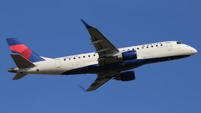 N203JQ - Embraer 170-200LR - Delta Connection (Shuttle America)