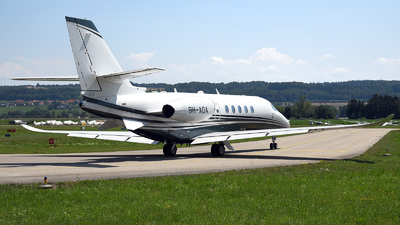 9H-AOA - Cessna Citation Latitude - Albinati Aviation