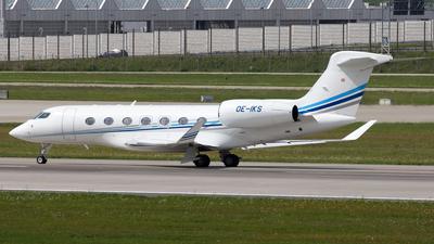 OE-IKS - Gulfstream G500 - MJet