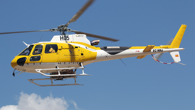 EC-NHJ - Eurocopter AS 350B3 Ecureuil - Sky Helicopters