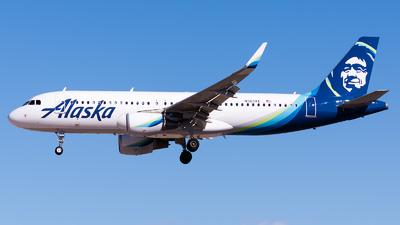 N363VA - Airbus A320-214 - Alaska Airlines