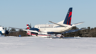 N452XJ - Saab 340B+ - Delta Connection (Mesaba Airlines)
