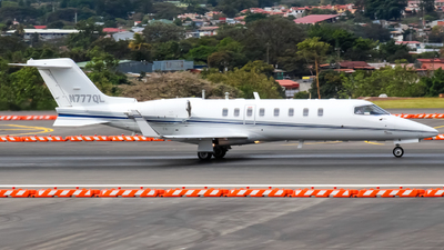 N777QL - Bombardier Learjet 45 - Private