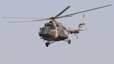 LH921731 - Mil Mi-171E - China - Army