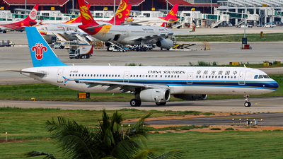 B-1650 - Airbus A321-231 - China Southern Airlines