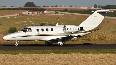 PT-FJA - Cessna 525 CitationJet 1 - Private