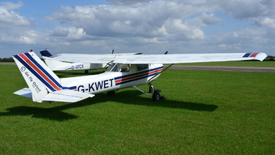 A picture of GKWET - Cessna 150L - [15075360] - © Adam Loader
