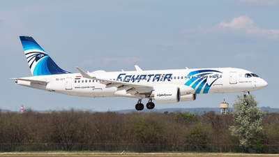 A picture of SUGEY - Airbus A220300 - EgyptAir - © Debregabor