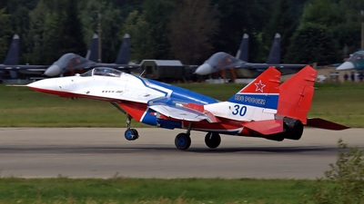 30 - Mikoyan-Gurevich MiG-29S Fulcrum C - Russia - Air Force