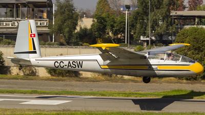 CC-ASW - Let L-13 Blanik - Aero Club - Planeadores de Vitacura