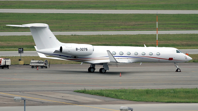 B-3275 - Gulfstream G550 - Private