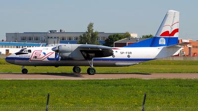 SP-FDR - Antonov An-26B - Exin