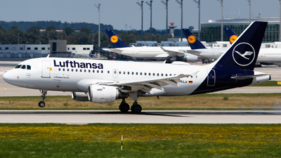 A picture of DAILW - Airbus A319114 - Lufthansa - © Tim Donell