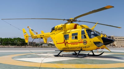 EP-AVB - Eurocopter BK117C-1 - Ava Salamat