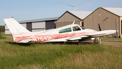 N7043L - Cessna 310K - Private