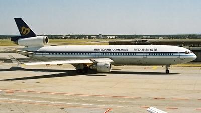 B-150 - McDonnell Douglas MD-11 - Mandarin Airlines