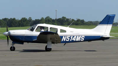 N514MS - Piper PA-28R-201 Arrow III - Private