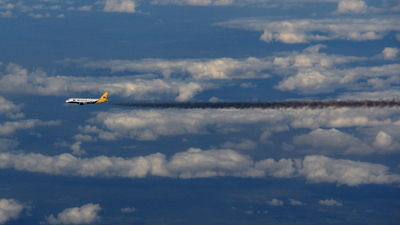 - Airbus A320-214 - Monarch Airlines