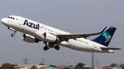 PR-AJE - Airbus A320-214 - Azul Linhas Aéreas Brasileiras
