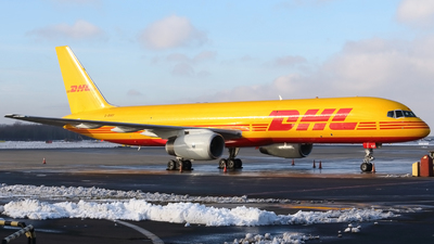 G-DHKF - Boeing 757-236(PCF) - DHL Air