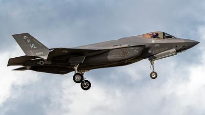 15-5163 - Lockheed Martin F-35A Lightning II - United States - US Air Force (USAF)