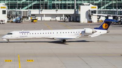 D-ACKA - Bombardier CRJ-900ER - Lufthansa CityLine