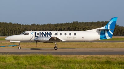 VH-VEU - Fairchild SA227-DC Metro 23 - Link Airways