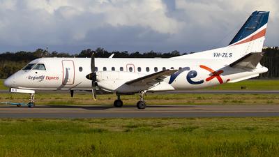 A picture of VHZLS - Saab 340B - Regional Express - © Danielle.L.
