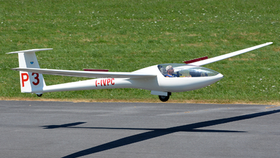I-IVPC - Glaser-Dirks DG-300 - Aero Club Volovelistico Toscano